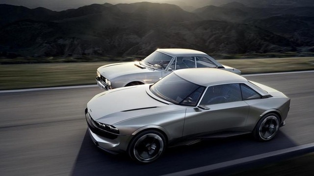 PEUGEOT-Concept-Car-e-Legend-Aussendesign-Retro-Chic