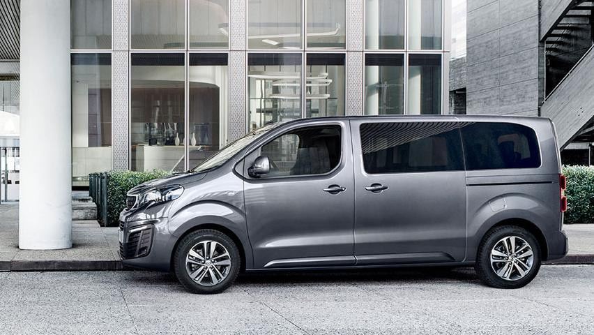 PEUGEOT Traveller Business Design modern