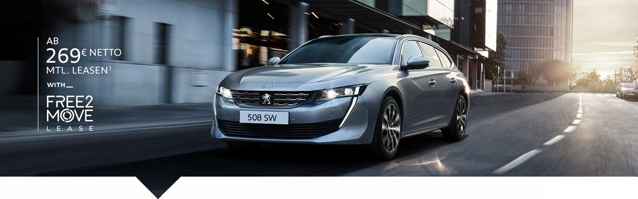 PEUGEOT 508 SW - Leasing Angebot