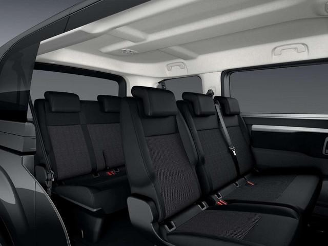 PEUGEOT Traveller Business – Idealer Van fuer Personentransport – Komfort – bis zu 9 Sitze