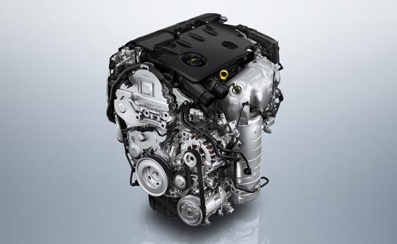 Neuer PEUGEOT 2008 BlueHDi Dieselmotor