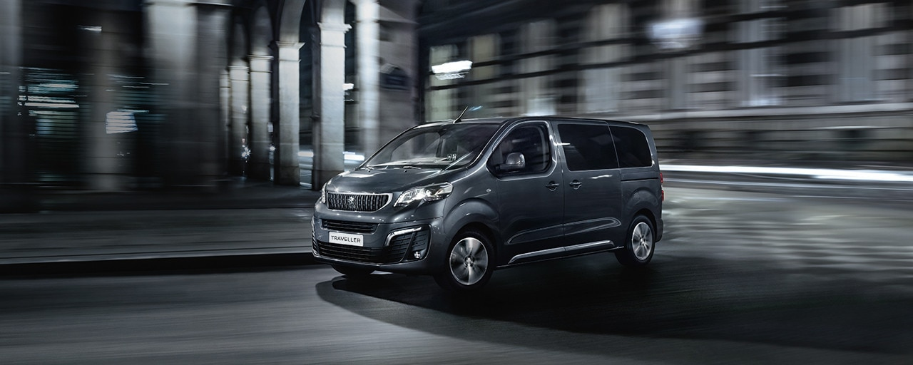 PEUGEOT Traveller Business – Idealer Van fuer Personentransport