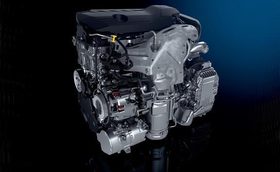Plug-In-Hybrid-Motor-PEUGEOT-Kombi-508-SW