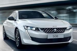 Leasingangebot - Der neue PEUGEOT 508 Hybrid