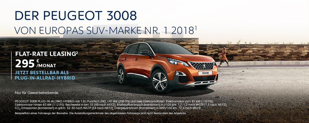 Compact-SUV-PEUGEOT-3008-Flat-Rate-Angebot