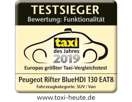 PEUGEOT-Rifter-Taxi-des-Jahres-Kategorie-Funktionalitat