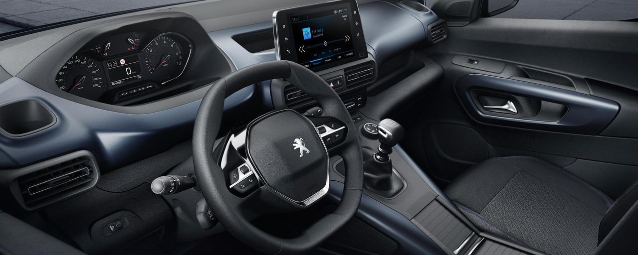 Der NEUE PEUGEOT RIFTER – PEUGEOT i-Cockpit®