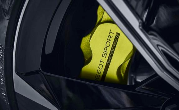 Neuer PEUGEOT 508 PSE – Plug-In Hybridtechnologie