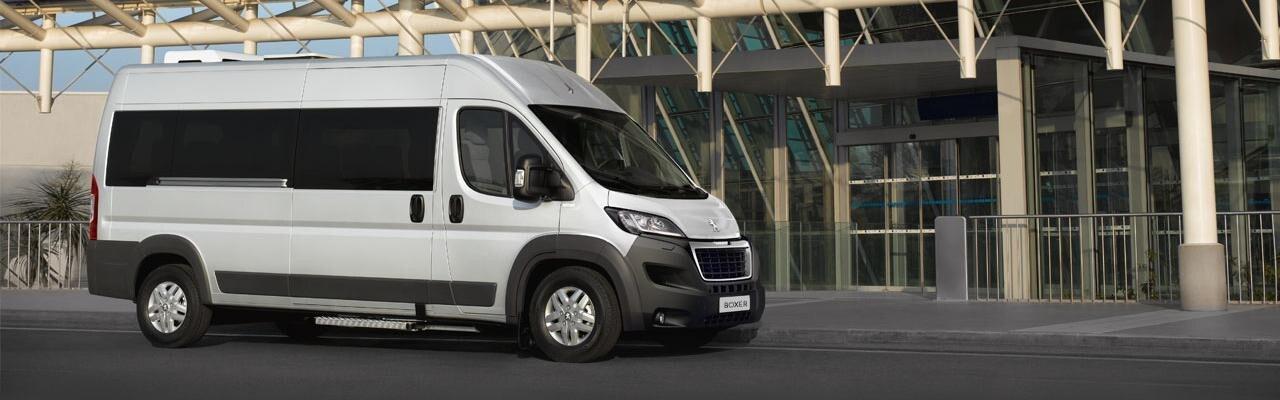 personentransporter peugeot von bus bis van. Black Bedroom Furniture Sets. Home Design Ideas
