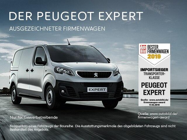 PEUGEOT Expert Kastenwagen Auszeichnung