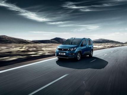 NEUER PEUGEOT RIFTER – ein dynamisches Fahrzeug mit ausgezeichneter Straßenlage und hoechstem Komfort