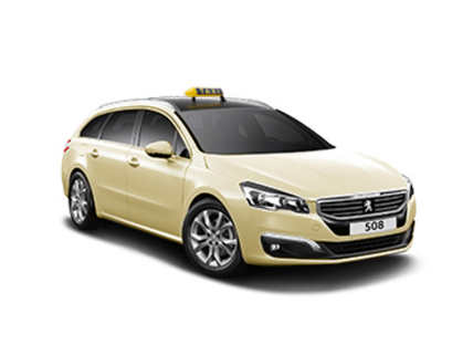PEUGEOT 508SW Taxi