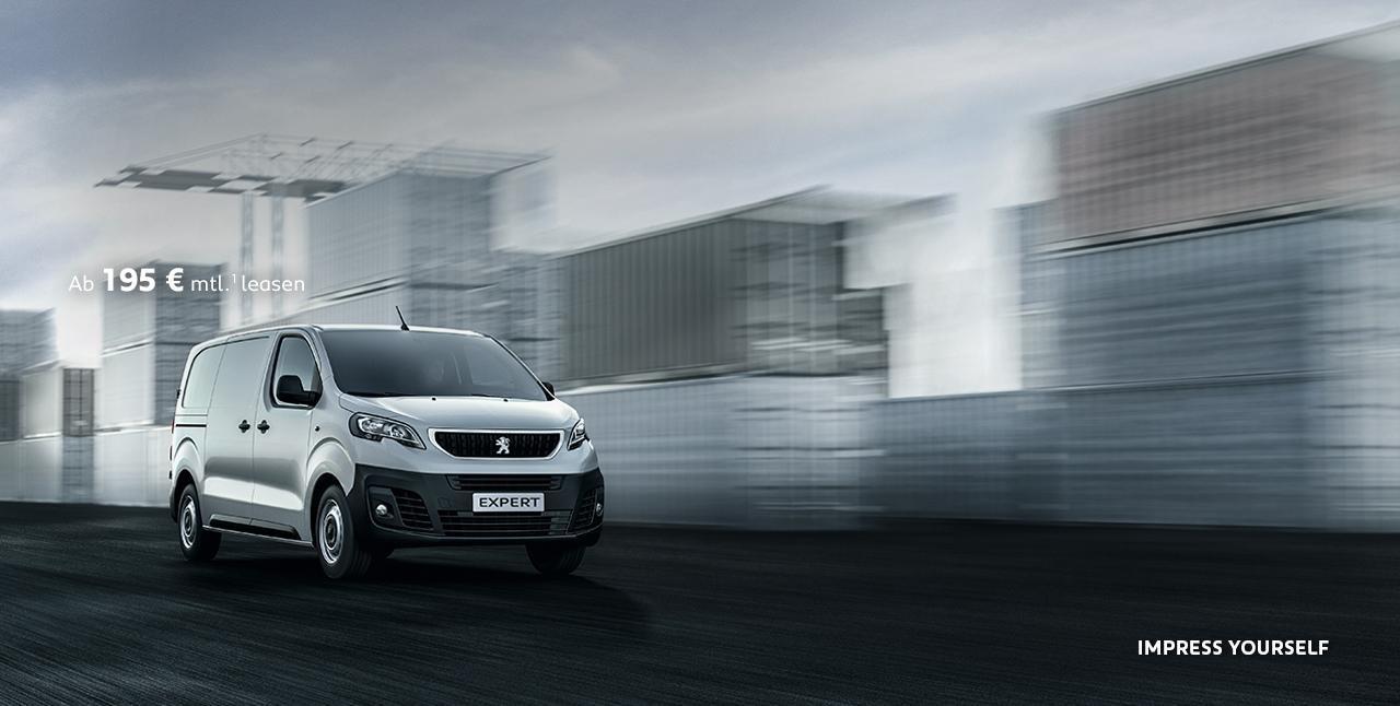 PEUGEOT-Expert-Kastenwagen-Leasingangebot