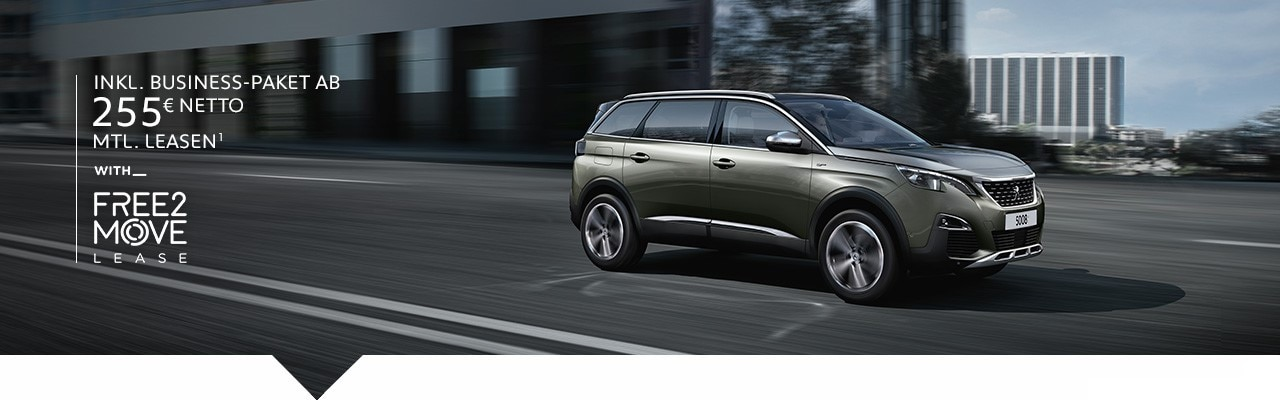 PEUGEOT 5008 Leasingangebot