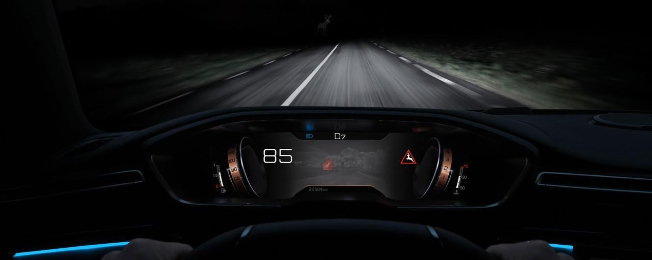PEUGEOT-508-SW-Night-Vision-Assistenzsystem