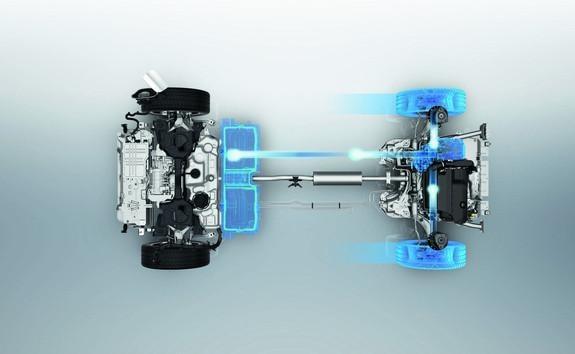 SUV-PEUGEOT-3008-HYBRID4-Energierückgewinnung-beim-Bremsen
