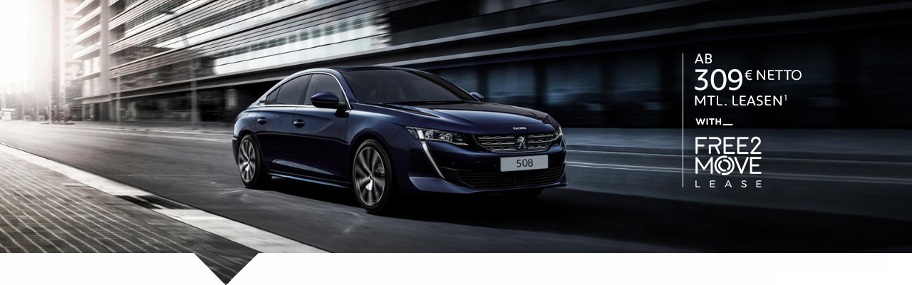 PEUGEOT 508 Leasing Angebot