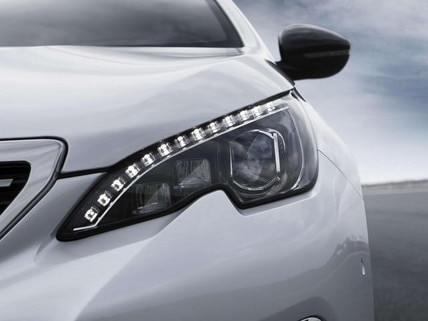 PEUGEOT-308-GT-LINE-LED-Frontscheinwerfer