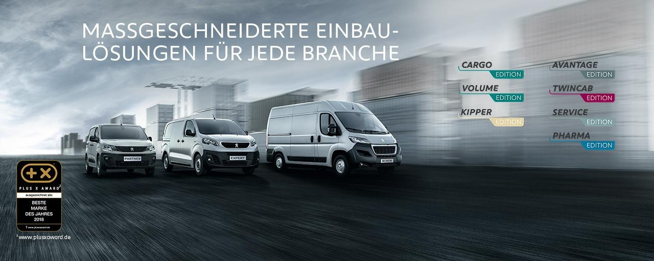 Editionmodelle-PEUGEOT-Plus-X-Award-IVOTY