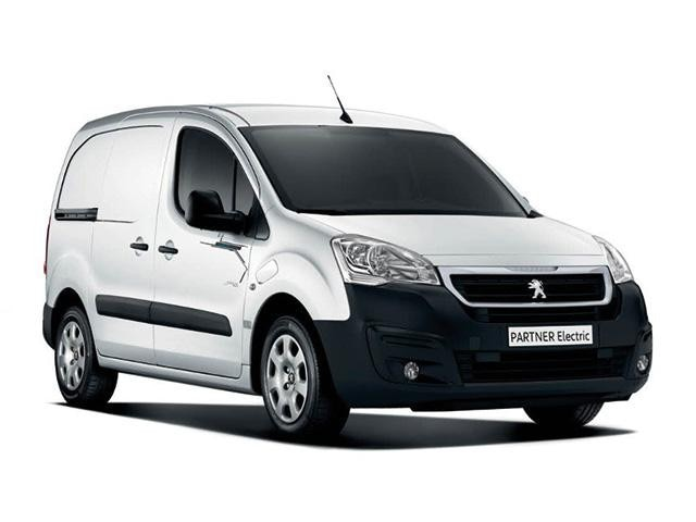 PEUGEOT Partner Electric Angebot
