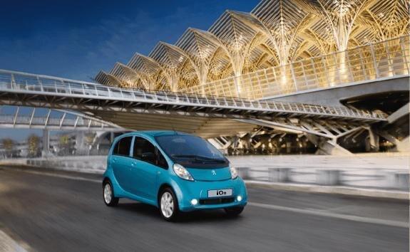 Elektrofahrzeuge-PEUGEOT-iOn