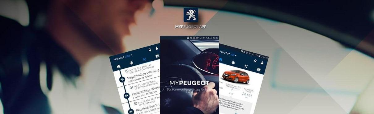 MyPeugeot-App