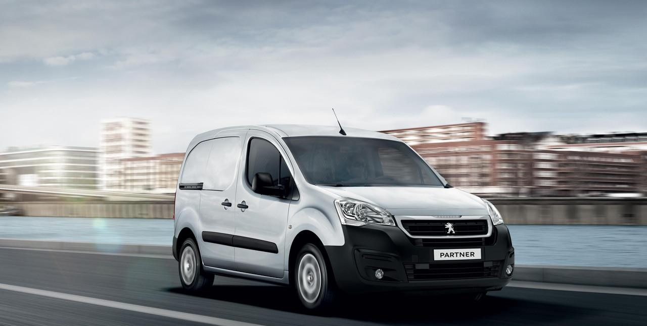 PEUGEOT Partner Electric sparsam modernes Design