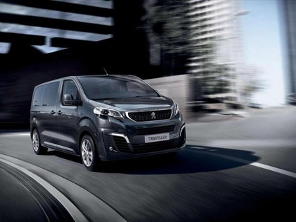 PEUGEOT e-Traveller Business – Mobility Pass