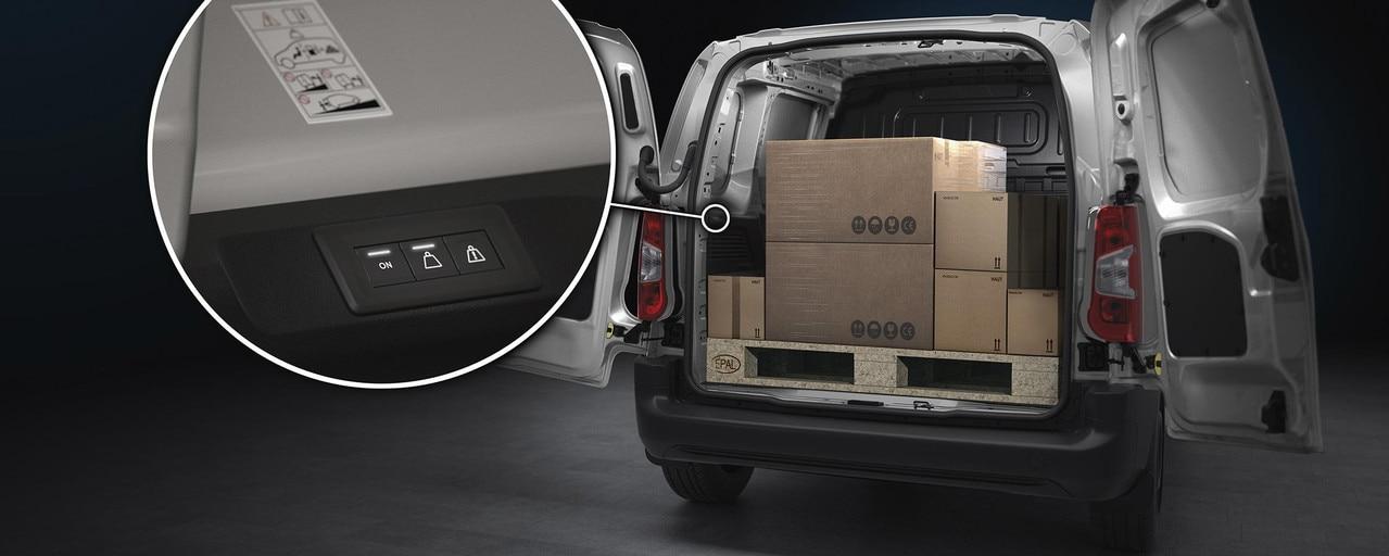 PEUGEOT-Partner-Kastenwagen-neue-Assistenzsysteme-Ueberladungsanzeige
