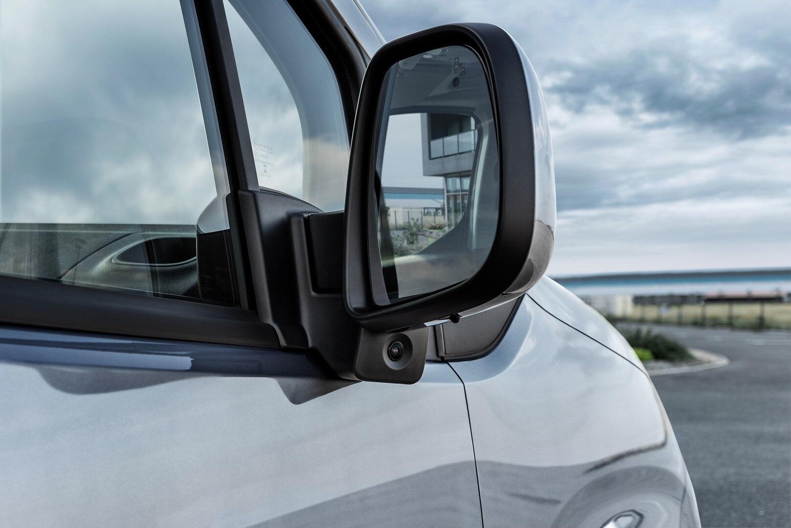 PEUGEOT-Partner-Kastenwagen-Seitenspiegel