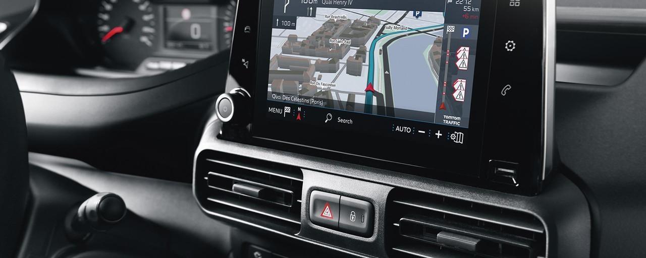 Neuer-PEUGEOT-Partner-Kastenwagen-3D-Navigation
