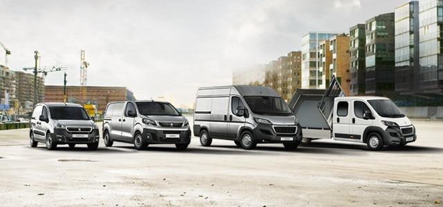 PEUGEOT Gewerbewochen 2017 Top Angebote fur Nutzfahrzeuge und Umbauten