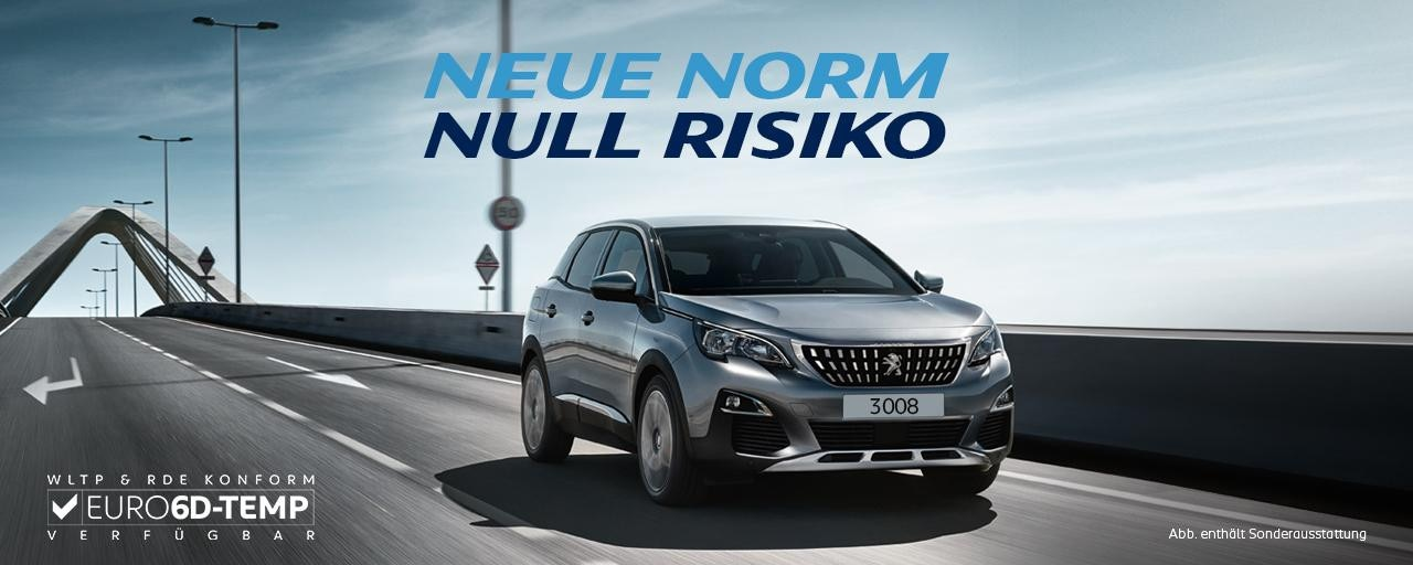 Neue-Norm-Null-Risiko-PEUGEOT-3008-Compact-SUV