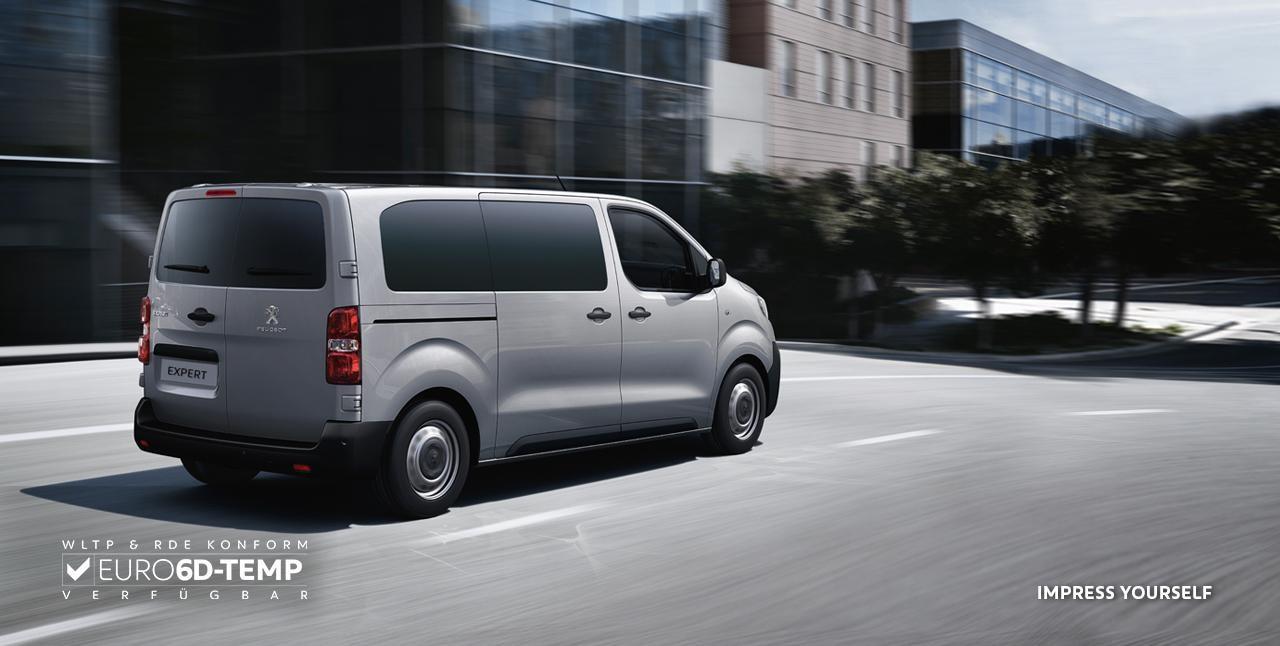 Sicher Ankommen Peugeot Personentransporter Expert Kombi