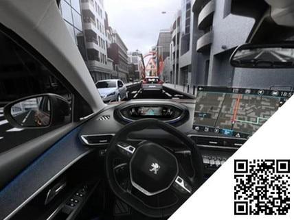 PEUGEOT-3008-SUV-Assistenzsysteme-Tom-Tom-Echtzeit-3D-Navigationssystem