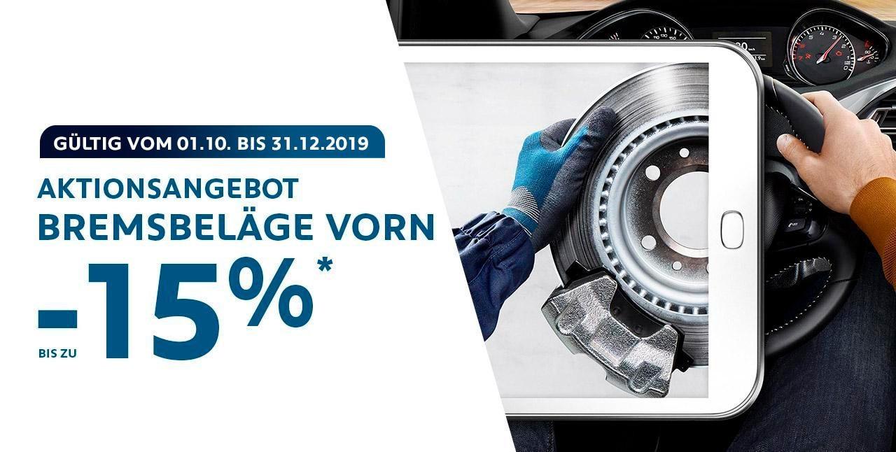 Aktionsangebot-Bremsbelaege-PEUGEOT-Angebot-sichern