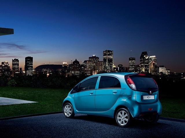 PEUGEOT iON ideales Elektroauto