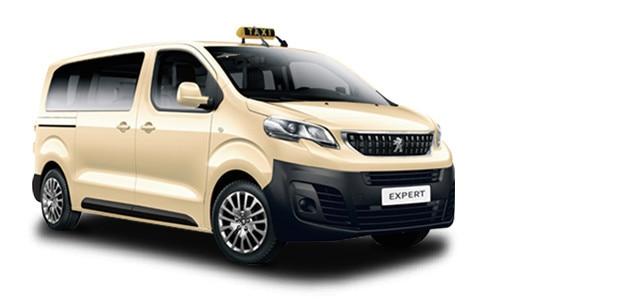 PEUGEOT-Taxi-Modelle