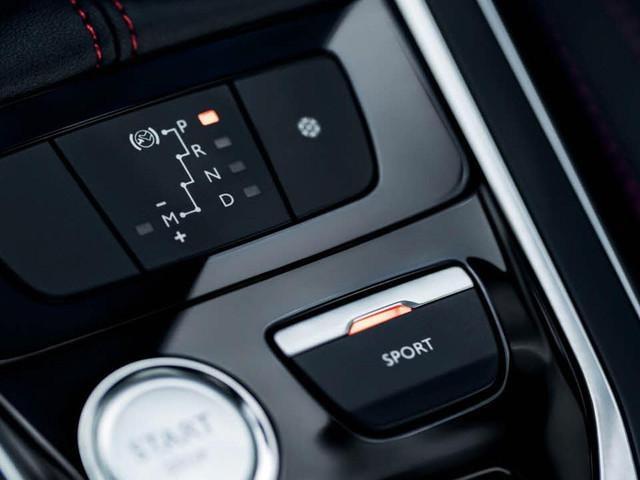 PEUGEOT 308 GT-Sport-Paket