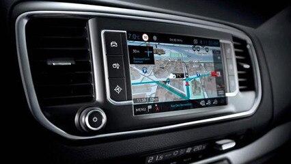 PEUGEOT Expert Kastenwagen Konnektivität 3D Navigation