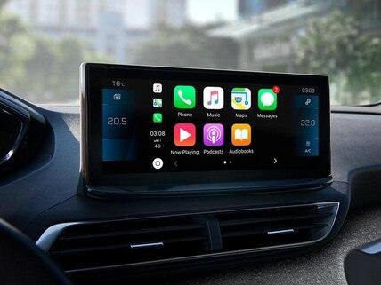 Neuer SUV PEUGEOT 5008 – HD-Touchscreen