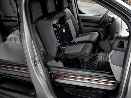 PEUGEOT Expert Kastenwagen Design Laderaumvolumen