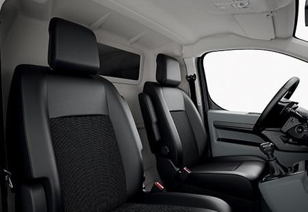 PEUGEOT Expert Kastenwagen Design Raumvolumen Komfort