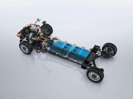 Kleinbus PEUGEOT Expert Kombi - EMP2 Plattform