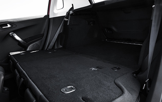 PEUGEOT City-SUV 2008 Modularität