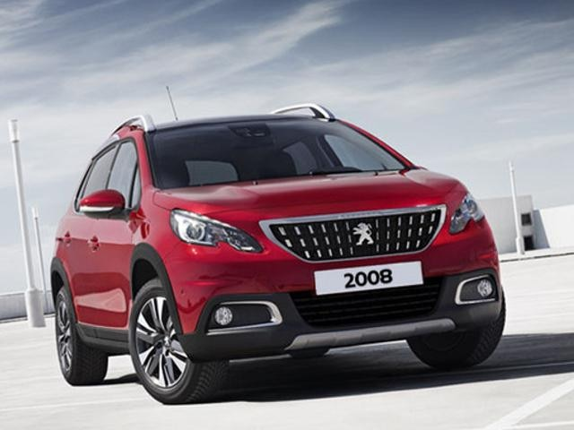 PEUGEOT City-SUV 2008 Design modern Angebot