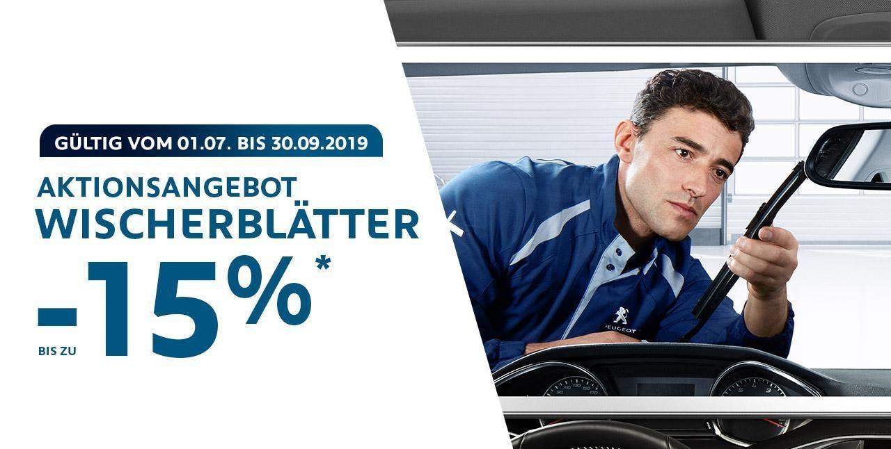 Angebot-fuer-Original-PEUGEOT-Wischerblaetter
